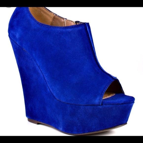Steve Madden Shoes | Royal Blue Steve
